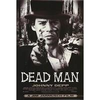 OP-009  デッドマン(DEAD MAN) 映画ポスター/米国版オリジナル/1996