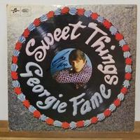 LP-0012 Sweet Things /George Fame and The Blue Flames(UK ORIGINAL/直筆サイン入り)#Soul Jazz /中古レコードLP