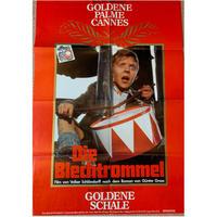 OP-040 「ブリキの太鼓(THE TIN DRUM)」映画ポスター/ドイツ版オリジナル/1979/590mm×840mm