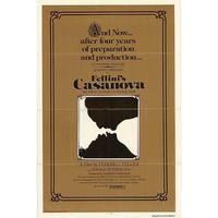 OP-014 「カサノバ(CASANOVA)」#映画ポスター/米国版オリジナル/1976/1040mm×685mm