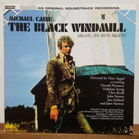 LP-0031   The Black Wind Mill(ドラブル)/Roy Budd/ Original Sound Track/ 中古レコードLP