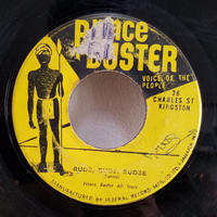SP-0012 RUDE, RUDE, RUDEE (DON'T THROW STONES)/OH MY BABY/BUSTER ALL STARS  #SKA #中古レコードSP