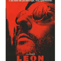 "RP-019 『レオン』 ""LEON""/映画ポスター/アメリカ版リプリント/1994"