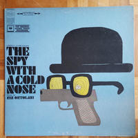 LP-0026 THE SPY WITH A  COLD NOSE  /RIZ ORTOLANI  / Original Sound Track/ #中古レコードLP