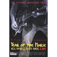OP-013イヤー・オブ・ザ・ホース(Year of the Horse) 映画ポスター//米国版オリジナル/1997