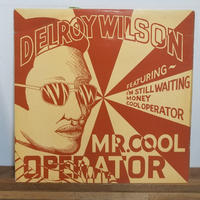 LP-0015  MR.COOL OPERATOR /DERLOY WILSON    #REGGAE/#中古レコードLP