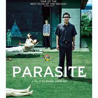 "RP-010 『パラサイト 半地下の家族』""PARASITE""  映画ポスター/アメリカ版リプリント/2019"