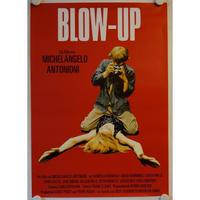OP-028「欲望(BLOW UP)」映画ポスター/ドイツリバイバル版オリジナル2007年