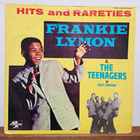 LP-0022 Hits and Rareties /Frankie Lymon and the  Teenagers (Billy Lobrano)  /#JIVE/ #中古レコードLP