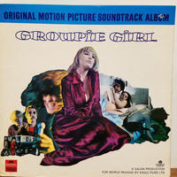 LP-0029  Groupie Girl/ Alan Hawkshaw /Original Sound Track/ #中古レコードLP