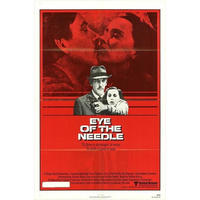 OP-021 「針の目(Eye of the Needle)」 #映画ポスター/米国版オリジナル/1981/1040mm×685mm