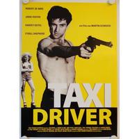 OP-030「タクシードライバー(TAXI DRIVER)」 #映画ポスター/ドイツリバイバル版オリジナル 1976年製作/ドイツリバイバル2006年/590mm×840mm