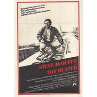 OP-005 「ハンター/THE HUNTER」#映画ポスター/南アフリカ版オリジナル/1980/1040mm×685mm