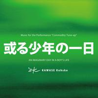 或る少年の一日 オリジナルサウンドトラックCD 音楽:川瀬浩介
