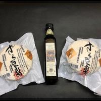 ざる豆腐イタリアンセット