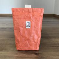 防水消臭マナーポーチ(タイベック・オレンジ)