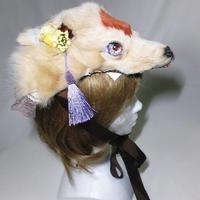 けものヘッドドレス(オレンジ)