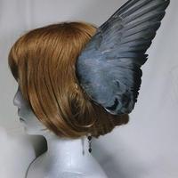 鳩の翼イヤーフック
