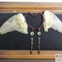 翼イヤーフック(淡黄色)