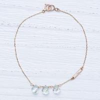 Green Quartz Bracelet (shirshi)