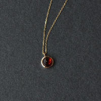 Garnet Necklace (SNN-040GA)