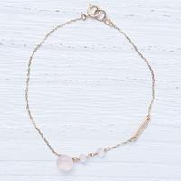 Rose Quartz Bracelet (shirshi)