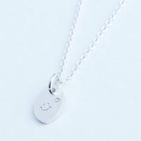 KATACHI Necklace (KATACHI-NEC-D)Silver