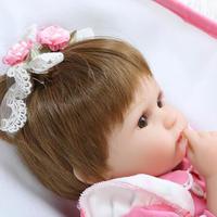 優しいお顔 女の子 リボーンドール 赤ちゃん人形 ベビー人形 ベビードール 抱き人形 リアル かわいい 乳児
