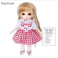 球体関節人形 BJD カスタムドール  1/8 おとぎの国  アンティ  人形かわいい樹脂フィギュアフルセット