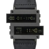 TOMORO  デジタルウォッチ デュアルディスプレイ クォーツ腕時計