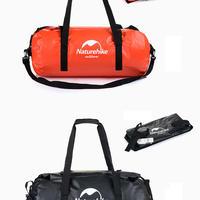 90L防水20000ミリメートル水泳カヤックドライバッグダッフルバッグスポーツ荷物ショルダーバッグダブルショルダーストラップ付