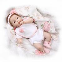 リボーンドール  乳児  赤ちゃん人形 女の子 ベビー人形 ベビードール リアル ハンドメイド フルシリコンビニール