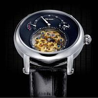 nesun トゥールビヨン腕時計 自動機械式 メンズ サファイア 防水