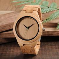 BOBO BIRD 竹製  クォーツ腕時計 BBEG26 メンズ