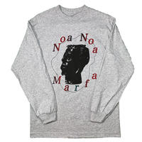 Noa Noa L/S Heather, White