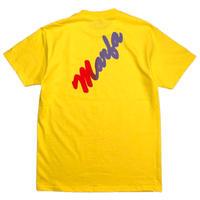 Marfa Titled Yellow, White