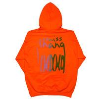 Miss Thang Extend Hoodie Neon Orange, Neon Yellow