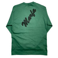 Marfa Titled L/S  Forest Green