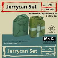 Jerrycan Set