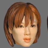 1/6  W-06 HEAD MODEL