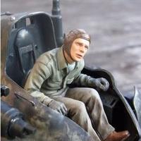 SUPER JERRY Pilot Figure