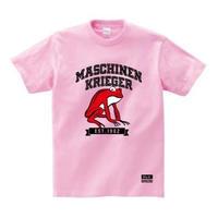 "Ma.K Tシャツ ""クレーテ Kröte "" ピーチ(PINK)"