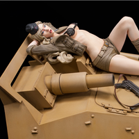 """1/12 Sd.kfz.233 VALKYRIE  """"HELEN ROMMEL"""""""