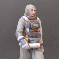 MERCENARY ARMY SPACE PILOT 2