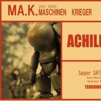 1/76 ACHILLES-A (3 pieces set)