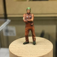 1/72 GaPPa  PROJECT Engineer Figure