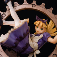 In WonderLand ALICE