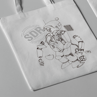 Kow yokoyama  Maschinen Krieger exhibition  Tote bag TYPE:B