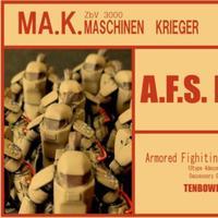 1/76 A.F.S. Mk.2(10 pieces set )