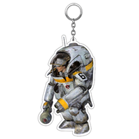 【11月中旬入荷】Kow yokoyama  Maschinen Krieger exhibition  limited Key chain TYPE:C